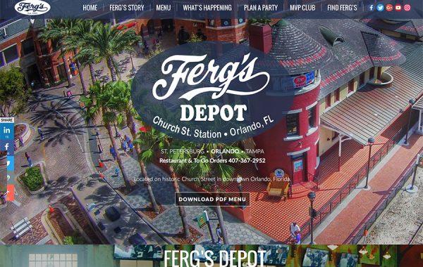 Ferg's Depot – Orlando