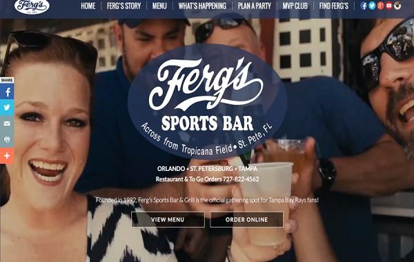 Ferg's Sports Bar & Grill