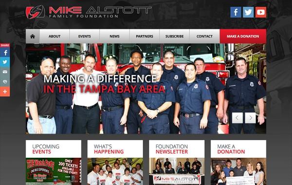 Mike Alstott Family Foundation