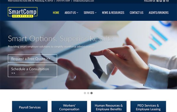 Smart Comp, Inc.