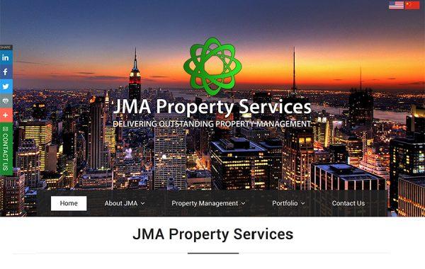 JMA Property Services, USA & Mandarin