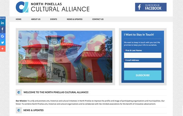 North Pinellas Cultural Alliance