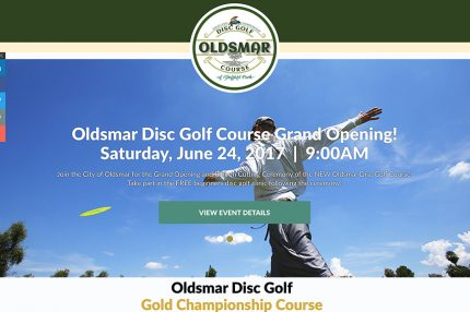 Oldsmar Disc Golf