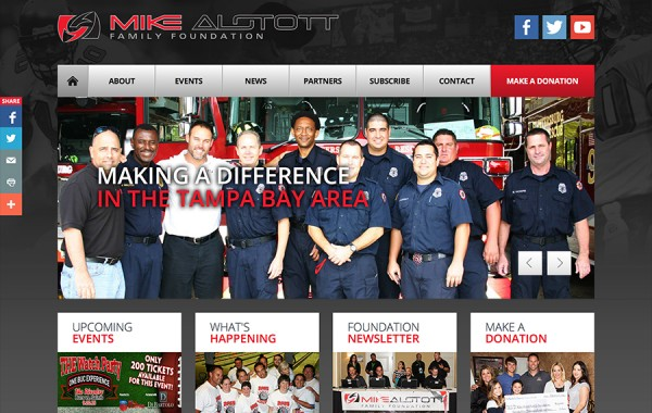 Mike Alstott Family Foundation