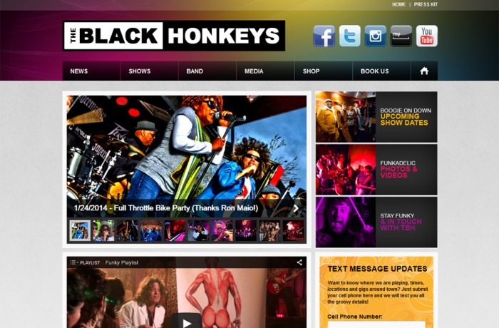 The Black Honkeys