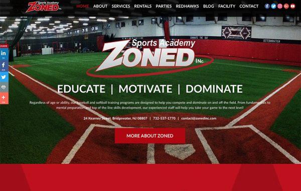 Zoned, Inc.